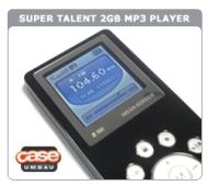 Super Talent MEGA Screen 2GB