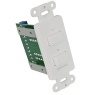Pyle Home PVCS2 In-Wall A/B Source Selector Switch Control