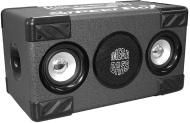 Steepletone Street Box SM0025 Bluetooth Rugged Street Speaker Black
