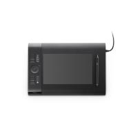 """Wacom Academic Intuos4 Medium Pen Graphics Tablet - 8.8"""" x 5.5"""" - 5080 lpi - Mouse, Pen - USB"""