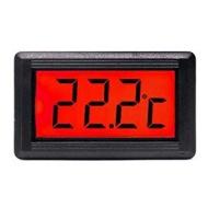 XSPC Sensore di Temperatura LCD V2 - Rosso