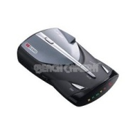 Cobra XRS 9445 14 Band Digital Radar/Laser Detector with UltraBright Data Display etc.