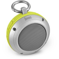 Divoom Bluetune Bean Portable Pocket Sized Bluetooth Speaker for iPhone 5, 4S, Samsung Galaxy S4, S3, Note 2, iPad and more (Yellow)