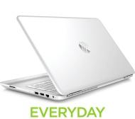 """HP Pavilion 15-au171sa 15.6"""" Laptop - White"""