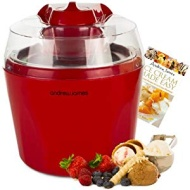 ANDREW JAMES ICE Cream Maker 1.45L