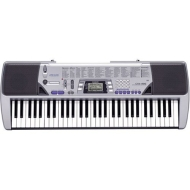 Casio 61-Key Portable Keyboard with Stand - Black (CTK720STAD)