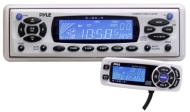 Pyle PLCD15MR AM/FM-MPX In-Dash Marine CD Receiver