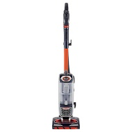 Shark NV801UKT DuoClean Pet Upright Vacuum Cleaner, Navy/Orange