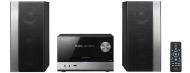 Pioneer X-PM32 Power CD-Micro System (2x 60 Watt, Bluetooth integriert, USB, Wireless Streaming App) schwarz