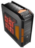 Aerocool XPredator Evil Black Edition ATX - Caja de ordenador, color negro