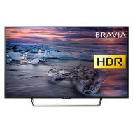 """Sony Bravia 43WE753 LED HDR Full HD 1080p Smart TV, 43"""" with Freeview HD & Cable Management, Black"""