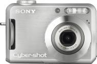 Sony Cybershot DSC-S700 7.2MP Digital Camera with 3x Optical Zoom