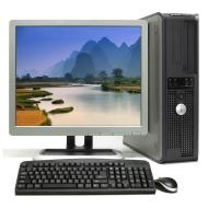 Dell Optiplex 620 Desktop Computer, Intel Pentium D 3.0Ghz CPU, 2GB DDR2 Memory, 160GB Hard Drive, WiFi, DVD/CD-RW Optical Drive, Microsoft Windows XP