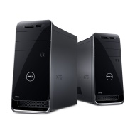 Dell XPS 8700 Desktop - Intel Core i7-4790 Quad-Core Haswell up to 4.0 GHz, 32GB Memory, 256GB SSD + 1TB SATA Hard Drive, 1GB Nvidia GeForce GT 720, D