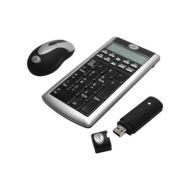 Gear Head Wireless Keypad & Optical Mouse KPCM4200W