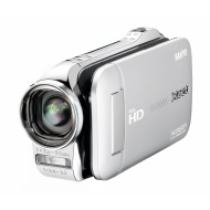 Sanyo VPC-GH1EX hand-held camcorder