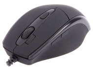 Xenta Black Gaming Mouse - Switchable 400-2000 DPI 5 Button