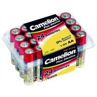 Camelion Familienbox 29 tlg. inkl. Batterien, Aufbewah