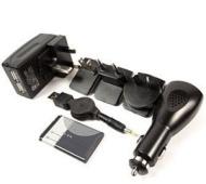 ULTIMATEADDONS Sony Pocket Reader PRS-300 Travel Charging Kit + Battery