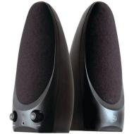 GE UltraSonix 98910 2.0 Speaker System