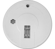 Kidde Smoke Alarm with Light and Hush Button
