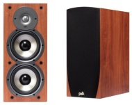 Polk Audio Monitor 45B 2-Way Bookshelf Speakers (Pair, Cherry)