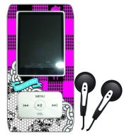 Monster High 2GB Digital MP3 Player - Pink (59048)