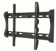 Duronic TVB122S - Soporte de pared para TV LCD, LED y plasma (de 19 a 37'', ultrafina)