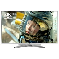 """Panasonic 75EX750B Ultra HD Certified LED HDR 4K 3D Smart TV, 75"""" with Freeview Play/Freesat HD, Silver"""