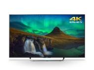 "Sony XBR-65X850C 64.5"" 4K Ultra HD 3D compatibility Smart TV Wi-Fi Black"