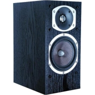 Energy RC-10 2-Way Bookshelf Speaker - Black Ash Veneer