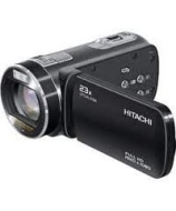 Hitachi DZHV595E HD Camcorder - Black