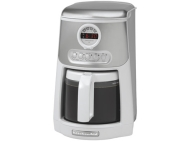 KitchenAid White Programmable Coffee Maker