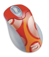 Microsoft K80-00053 Wireless Optical Mouse with Tilt Wheel (Groovy color)