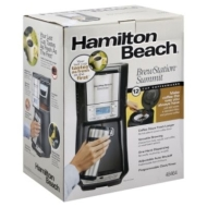 Hamilton Beach BrewStation Summit 12-Cup Coffee Maker