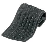 iConcepts-M01917-MB Foldable Keyboard (Black)