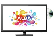 Alba 24 HD Ready DVD LED TV
