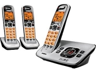Uniden 1680-3 DECT 6.0 Cordless Phone with Caller ID and Digital Answering System