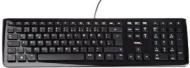AmazonBasics Schnurgebundene Tastatur QWERTZ / Deutsches Tastaturlayout (schwarz)