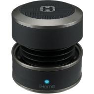 iHome Mini Speaker, Black