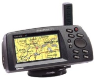 Garmin StreetPilot ColorMap 3.5-inch Portable GPS Navigator