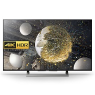 """Sony Bravia 43XD8077/8099 LED HDR 4K Ultra HD Android TV, 43"""" With Youview/Freeview HD & Silver Slate Design"""