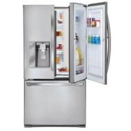 LG Stainless Steel French Door Refrigerator - LFX31945ST