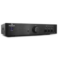 Auna HiFi-Stereo-Verstärker Endstufe AV2CD508 Edelstahl 600W max.