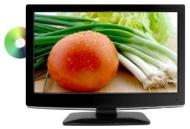 """Hiteker 19"""" Class LED-LCD 720p 60Hz HDTV, (1.5"""" ultra-slim)MSAV1931-K3"""