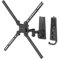 LVMDC37DJ Level mount lvmdc37dj 10' 47' dual-arm full-motion plus flat panel mount