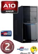 Ankermann PC Wildcat GAMER A10-5800K Black Edition, 4x 3.80GHz - ATI Radeon HD7660 - 16GB DDR3 1600MHz - 2.0TB HDD SATA3 - Card Reader 52i