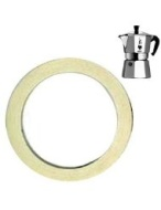 Bialetti 06951 replacement gasket for 6 cup coffee makers.
