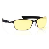 Gunnar Vayper Onyx/Amber Advanced Gaming Glasses with Adjustable Silicone Nose Pads