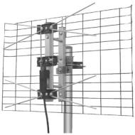 Xtreme Signal HDB2X 2-Bay UHF and Highband VHF TV Antenna